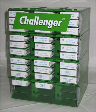 оттеночный каталог challenger